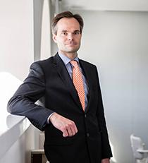 Ministeri Kai Mykkänen Suomen turvallisuuskehitys