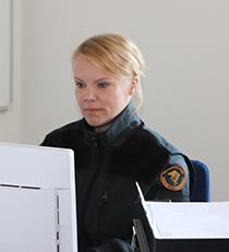 Sanna Silvander viranomaisyhteistyö