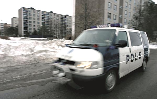 Viranomaisyhteistyö ja poliisi