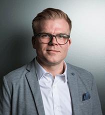 Tommi Sohlberg ohjelmistoarkkitehti