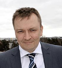 Osastopäällikkö Antti Kauppinen Erillisverkot