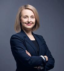 Finrail operatiivinen johtaja Sanna Järvenpää