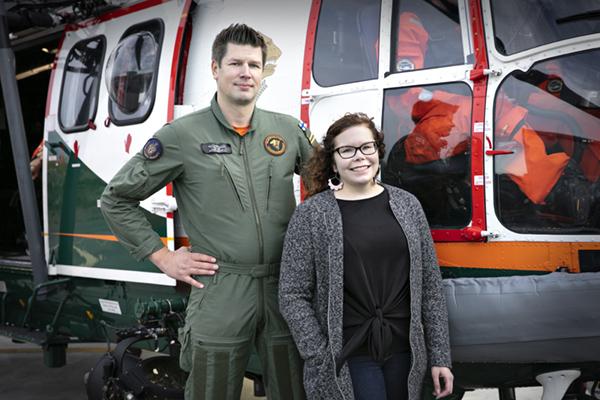 Mikko Ketonen ja Reetta Siltasalmi-Kautto